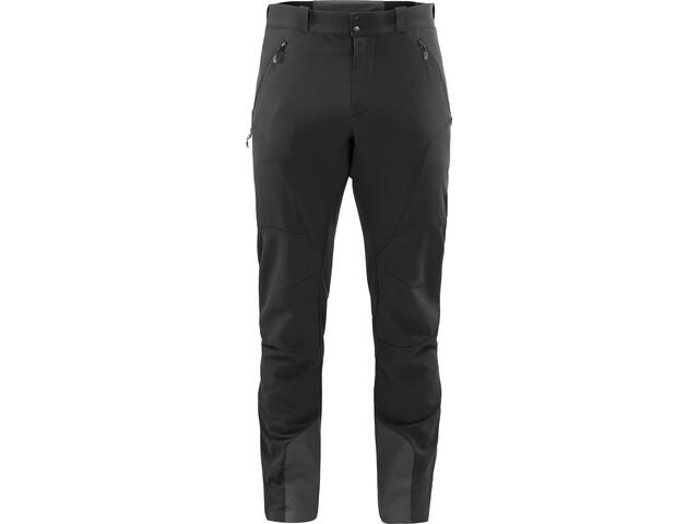 Haglöfs Roc Fusion Pantalones Hombre, true black